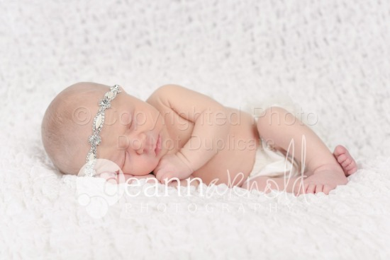 Liza's Newborn Session